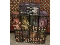 Buffy the vampire slayer boxsets