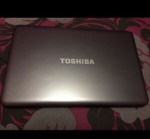 "Toshiba  Satellite 17"" laptop"