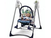 Fisher Price 3 in 1 Smart Stages Swing