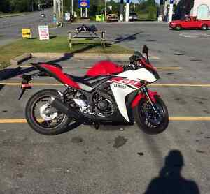 Yamaha R3 Mint Condition Low Mileage
