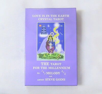 Love Is In the Earth Crystal Tarot: The Tarot for the Millennium