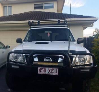 2007 Nissan GU Patrol - loads of extras - Warranty!