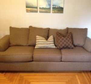 Ashley furniture. 8ft couch
