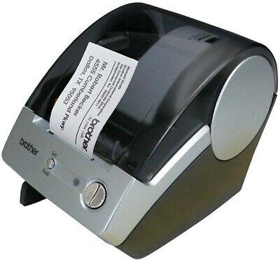 Brother Ql-500 Desktop Label Thermal Printer Usb