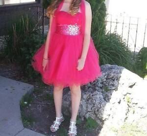 Pink Prom/grad dress