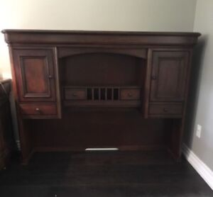 Large Desk Hutch