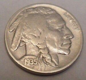 1935 P INDIAN HEAD