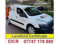 EICR - Electrician Landlord Certificate £99