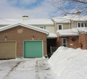 Barrhaven:  Great Townhouse in a Great Location
