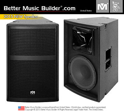 M Karaoke - Better Music Builder DFS-912 High-End Karaoke Speaker 600W