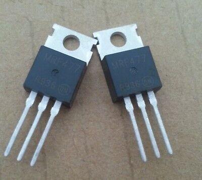 10pcs New Mrf477 Mrf 477 Rf Transistor To-220 New S3