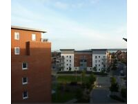 Poole Quarter, 1 Bedroom Flat with underground parking and sea view