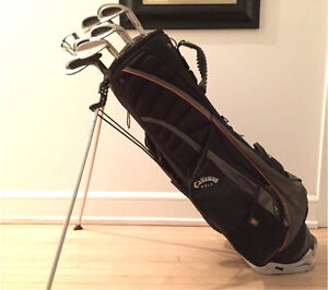 Full set golf / right  / set complet droitier