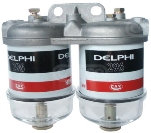 Replacement Add on Dual Fuel Filter  replaces CAV 7111353BH Element 7111296