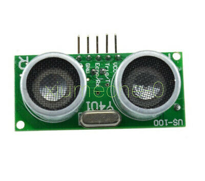 Ultrasonic Sensor Us-100 Distance Measuring Module With Temperature Compensation
