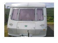 Eldiss 2 birth caravan