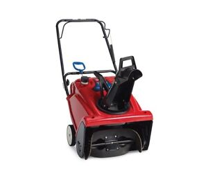 BRAND NEW Toro 721E Power Clear Single Stage Snowthrower