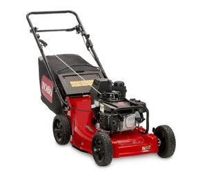 WANTED DEAD OR ALIVE!! TORO HONDA LAWNBOY COMMERCIAL LAWNMOWERS