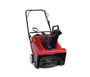 BRAND NEW Toro 721R Power Clear Single Stage Snowthrower