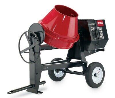 Toro Mixer Cm-658h-s Concrete Mixer Gx240