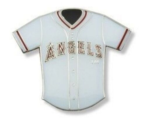 Los Angeles Angels Mlb Baseball Jersey Design Sports Pin Licensed By Aminco