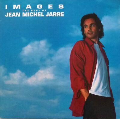 Images The Best of Jean Michel Jarre CD 1997 FDM 36151-2 Canada