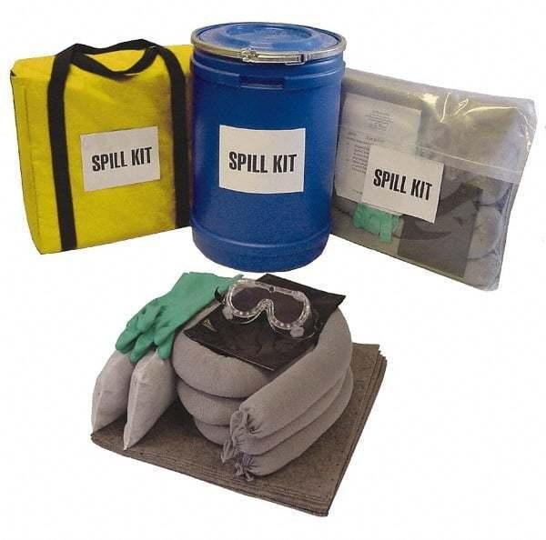 PRO-SAFE Oil Only Spill Kit Polypropylene Bag
