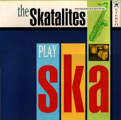 The Skatalites Play Ska NEW VINYL LP £10.99 KINGSTON SOUNDS ROCKSTEADY