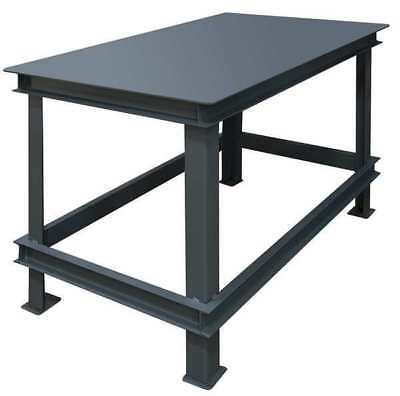 Durham Hwbmt-364830-95 Fixed Work Tablesteel48 W36 D G1830599