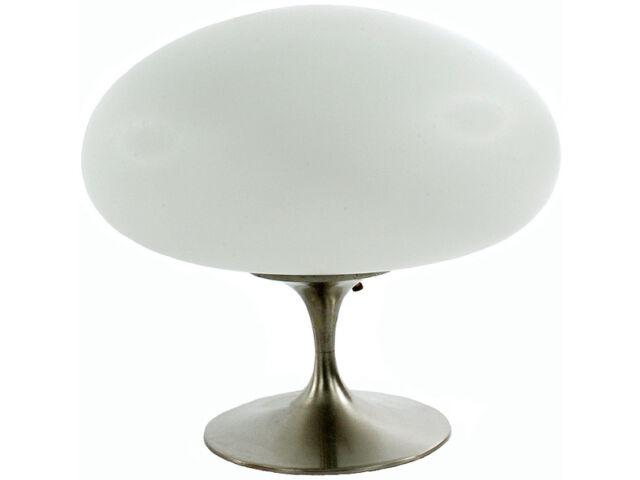 Laurel Mushroom Lamp Glass Replacement Shade Globe Mid-Century Modern Retro