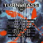 cd - Various - Turn Up The Bass 16
