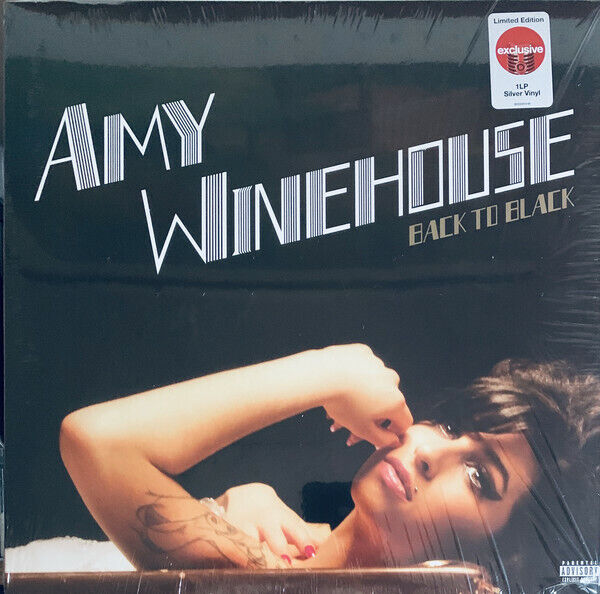 AMY WINEHOUSE - Back To Black [Limited Edition Pink LP/Explicit/R&B] VINYL