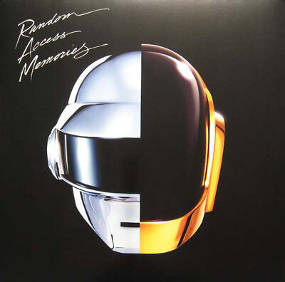 Daft Punk - Random Access Memories 2 x LP 180 Gram Vinyl Album GET LUCKY RECORD for sale  Seattle