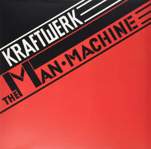 Kraftwerk - The Man Machine (Remastered) - 180gram Vinyl LP *NEW & SEALED*