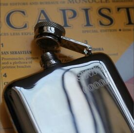 SWIG Hip Flasks - Stuck for a last minute Christmas Gift?