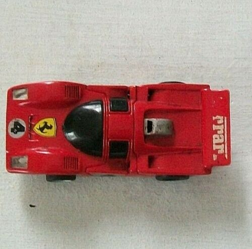 Tyco Ferrari 512 lighted HP7