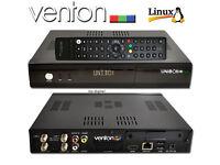 Venton Uninox Hd Eco Twin Tuner Satellite Receiver