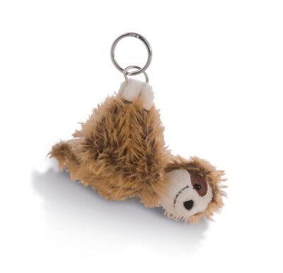 42540 NICI Bean Bag Schlüsselanhänger Faultier Chill Bill