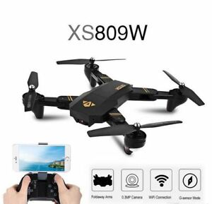 Selfie Drone with Wifi FPV REAL TIME 2MP HD Camera