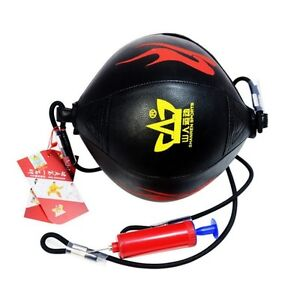 Speed ball sur élastiques (sol et plafond) Training Combat VVV