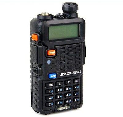 BAOFENG BF-F8+ Dual Band VHF/UHF 136-174MHz&400-520MHz Walkie Talkie Ham Radio