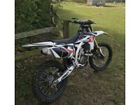 Yamaha yzf 250 2013
