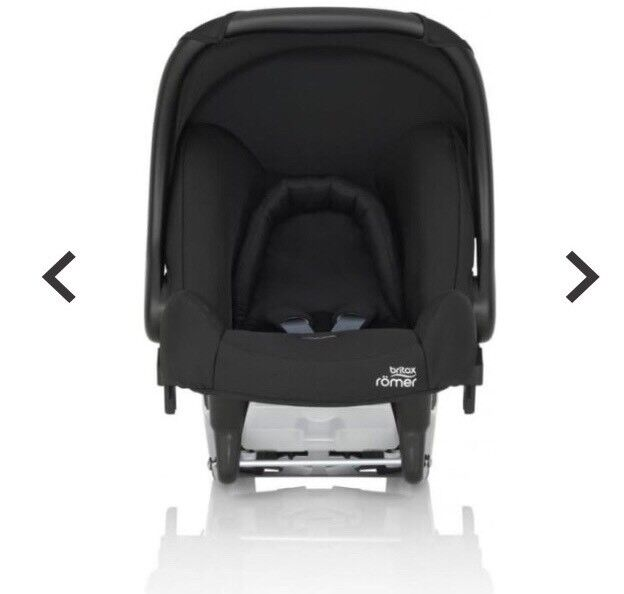 Britax Baby Safe Car Seat with Isofix base & rain cover | in Weston ...