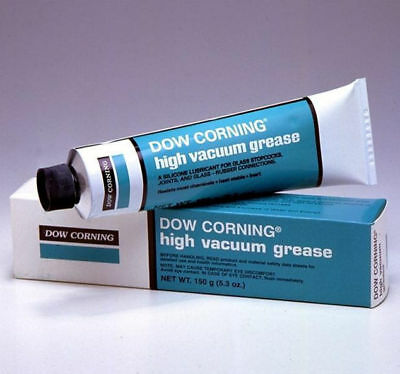 Dow Corning Silicone High Vacuum Grease 976v Stopcock