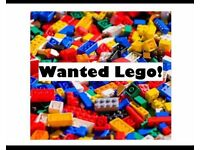 Wanted : Lego, vintage, new, spares, minifigs etc