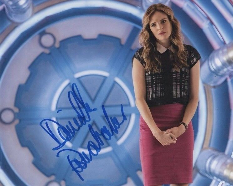 Danielle Panabaker The Flash Autographed Signed 8x10 Photo COA #A30