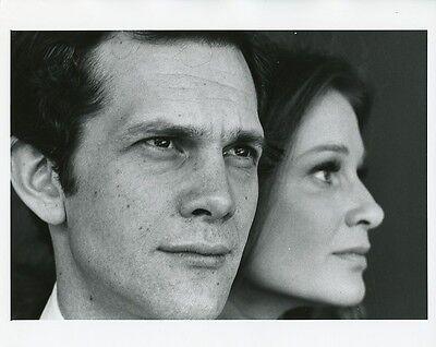 NORMA CRANE DANIEL MASSEY PORTRAIT CBS PLAYHOUSE ORIGINAL 1967 CBS TV PHOTO
