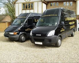 Removal service + man and van