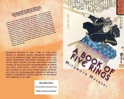 A Book of Five Rings by Miyamoto Musashi (2012, Paperback) English Language
