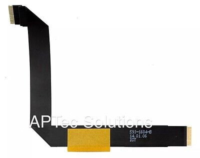 "13"" MacBook Air A1466 Trackpad Touchpad Ribbon Flex Cable 593-1604-B 2013 - 2015"
